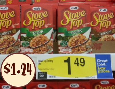 Stove top stuffing coupon 2018