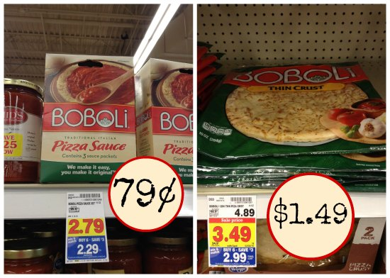 Boboli pizza coupons