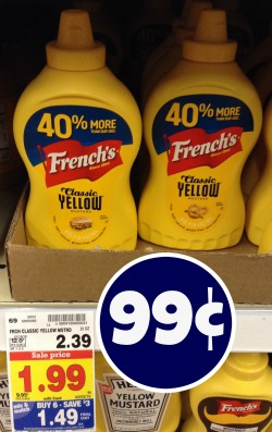 frenchs-mustard-coupon-just-99¢-at-kroger