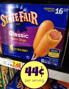 A 13383487 furthermore Dollar Tree State Fair Corn Dogs 0 45 additionally Meijer Two Day Sale 3 23 24 together with Todays Popular Deals New Coupons 183 also State Fair Clipart. on state fair corn dogs coupons