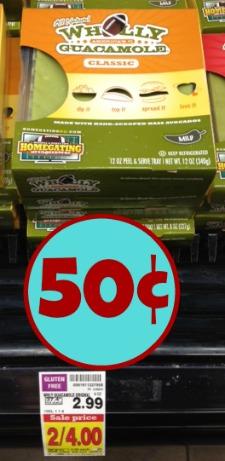 wholly-guacamole-coupon-just-50¢-at-kroger