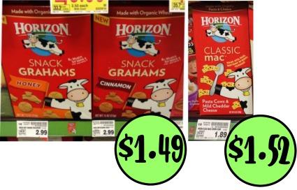 Five New Horizon Printable Coupons Graham Snacks 1 49