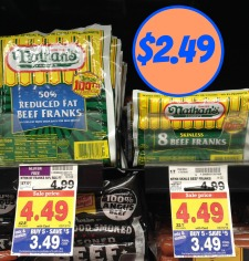 photograph regarding Nathans Hot Dog Printable Coupons named Nathans coupon I Center Kroger