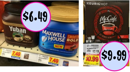 photo relating to Printable Coffee Coupons known as Clean Printable Espresso Discount codes - McCafe K-Cup - Preserve More than $3