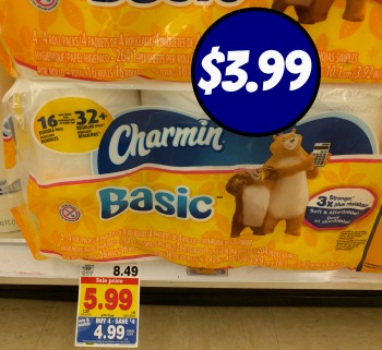 photograph regarding Charmin Printable Coupon named Fresh new Charmin Printable Coupon codes - $3.99 In just The Kroger Mega Sale