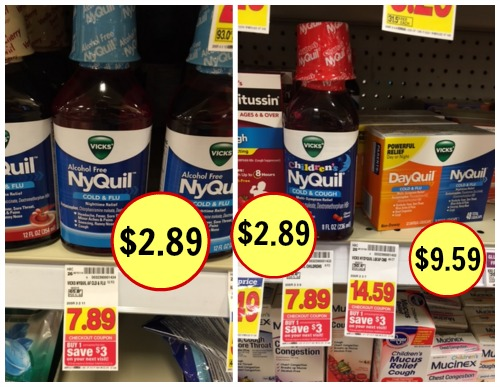 photo relating to Nyquil Coupons Printable known as Contemporary NyQuil DayQuil Printable Discount codes + Catalina \u003d Very good Promotions!