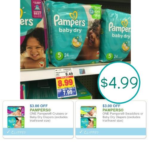 Kroger diaper coupons