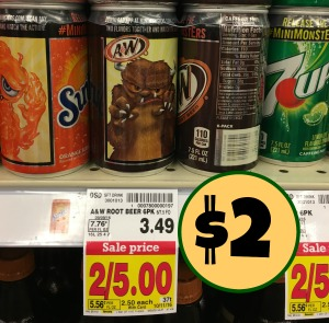 New Soda Coupon 6 Pack Cans Just 2 At Kroger 2 Liter Just 1 16