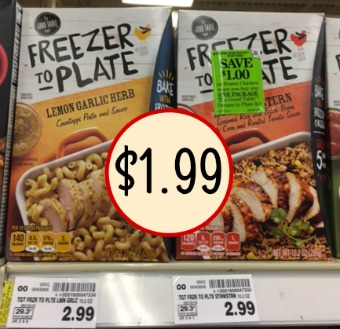 The good table coupons as low as 99 at kroger for Fish sauce kroger