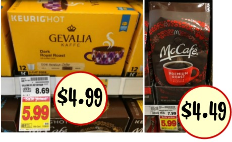 photograph regarding Gevalia Printable Coupons titled Gevalia Espresso Coupon I Center Kroger
