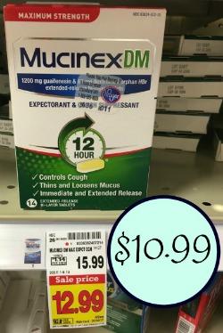 photo regarding Mucinex Printable Coupon named Mucinex coupon I Centre Kroger