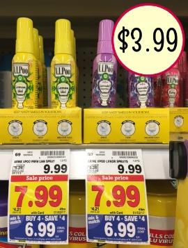 Air Wick V.I. Poo Toilet Spray - Save $6 (Just $3.99) At ...