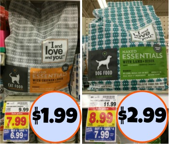Coupons For I And Love And You Dry Dog Food