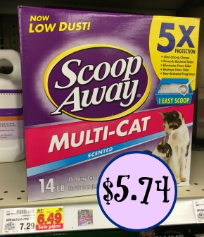 image relating to Fresh Step Coupon Printable known as Fresh new Cat Muddle Discount coupons - Contemporary Action Simply $5.74 At Kroger