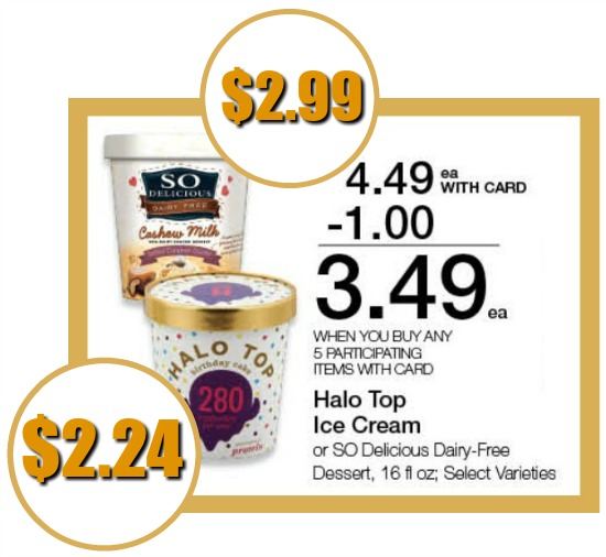 graphic regarding Halo Top Printable Coupon identified as Halo Final Ice Product I Center Kroger