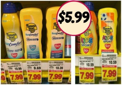 Sun products coupons