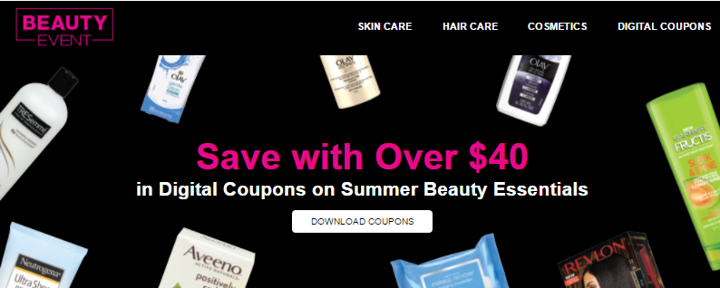 Kroger Beauty Event - Save During The Kroger Mega Sale