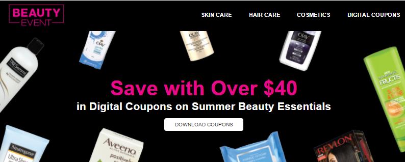 Kroger Beauty Event - Save During The Kroger Mega Sale