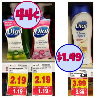 picture relating to Dial Printable Coupon identified as Fresh Dial Discount codes - Foaming Hand Cleaning soap As Minimal As 44¢ At Kroger