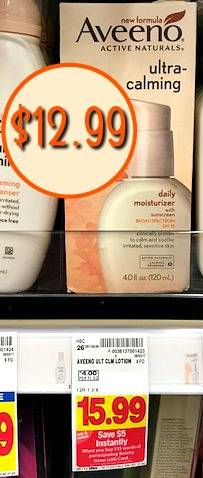 image relating to Aveeno Coupon Printable named Clean Large Aveeno Printable Coupon + Suitable For Kroger Magnificence