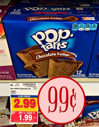 photograph about Pop Tarts Coupon Printable identified as Contemporary Kelloggs Coupon codes - Pop-Tarts As Lower As 99¢ In just The