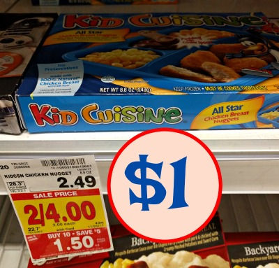 Kid Cuisine Meals I Heart Kroger