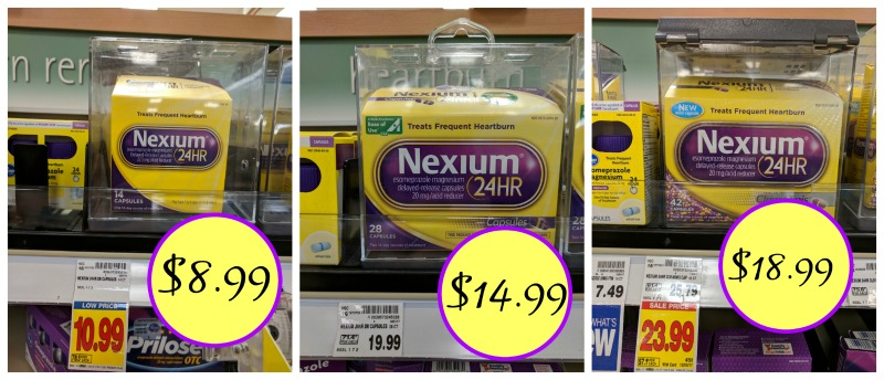 photo regarding Nexium Coupons Printable called Contemporary Nexium Discount coupons Bargains At Kroger