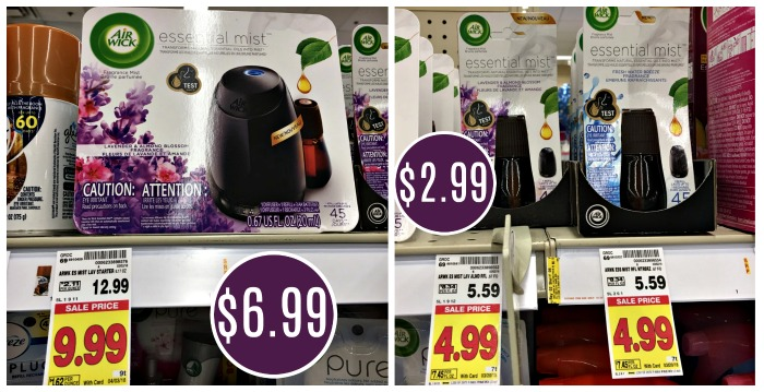 Cool Air Wick Essential Mist Products As Low As 2 99 At Kroger Interior Design Ideas Inesswwsoteloinfo