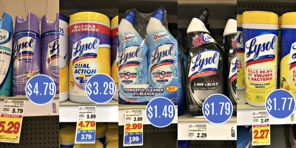 photograph about Lysol Coupons Printable known as Plenty Of Contemporary Lysol Discount codes - Goods As Minimal As $1.49 At Kroger