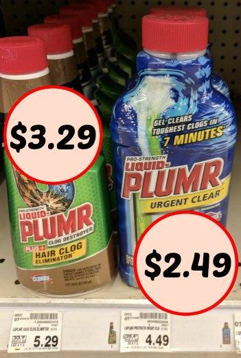 Liquid plumr coupon