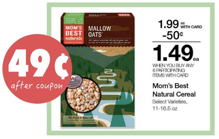Mom S Best Cereal Coupon I Heart Kroger
