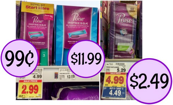 picture about Poise Printable Coupons named Refreshing Poise Coupon codes - Poise Impressa As Small As 99¢
