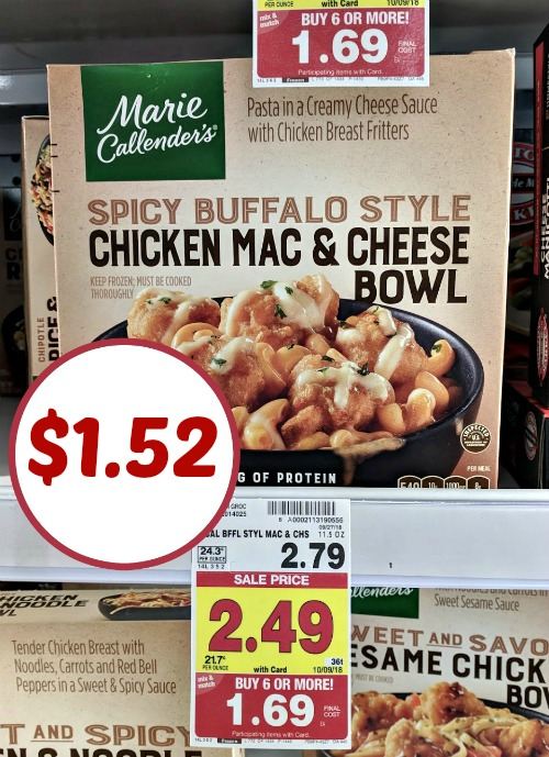 photo relating to Marie Callender Coupons Printable named Tremendous Low cost Upon Marie Callenders Bowls At Kroger