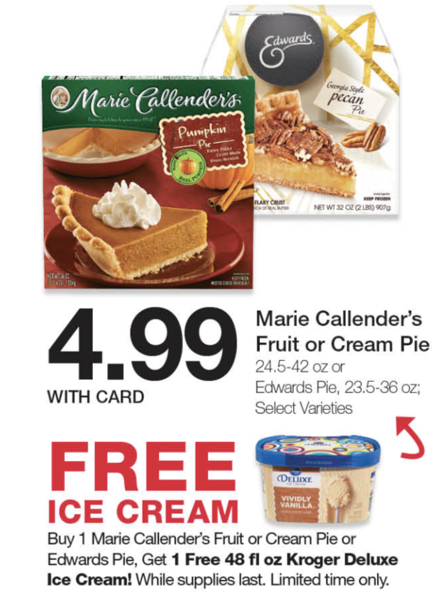 It is a picture of Punchy Edwards Pies Printable Coupons