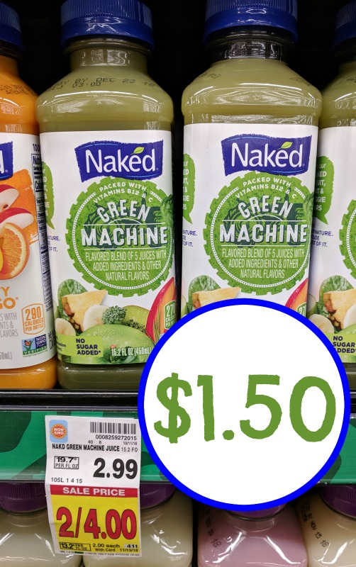 Is Naked Juice Actually Good For You
