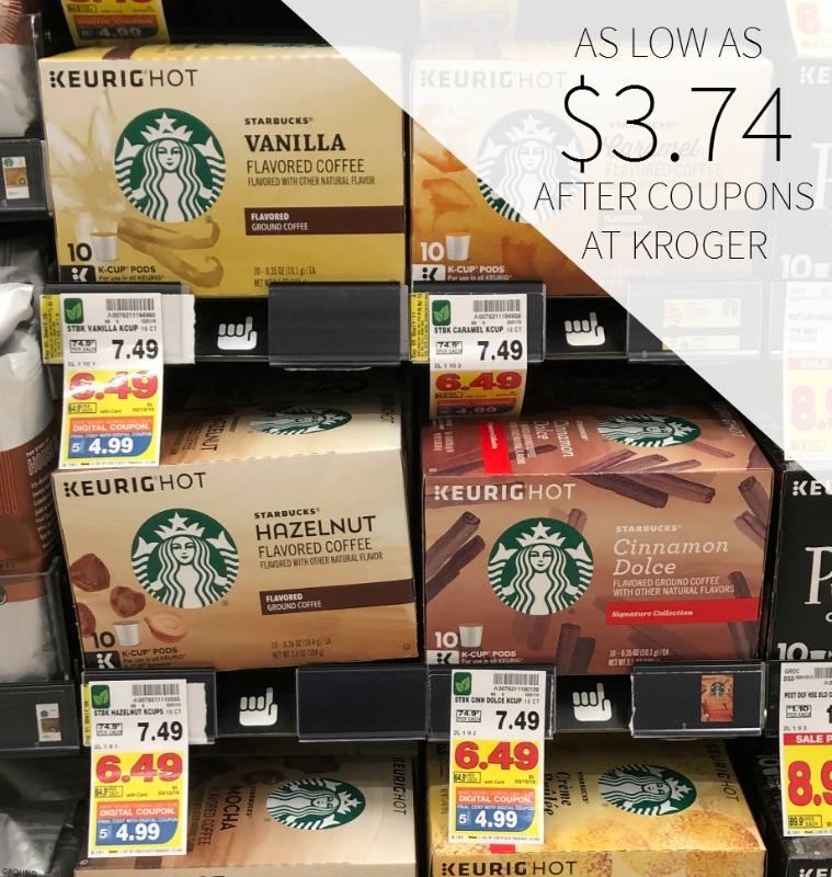 picture regarding Starbucks Coffee Coupons Printable identified as Starbucks Espresso coupon I Center Kroger