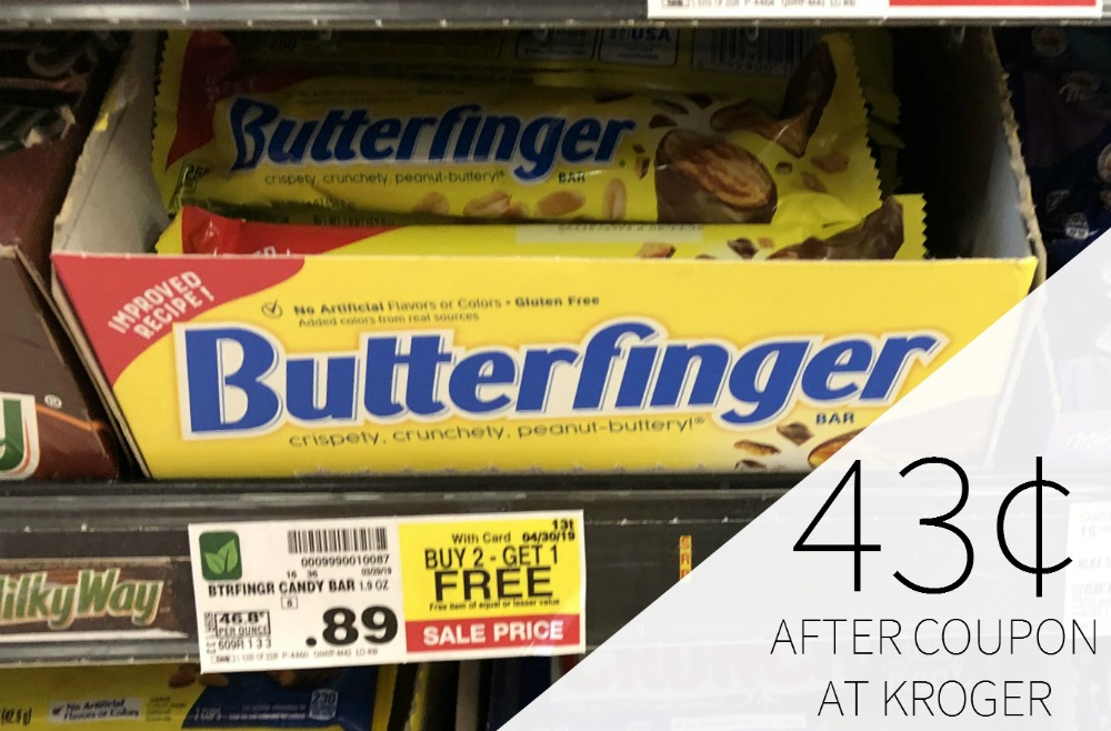 New Candy Coupons - Chocolate Bars As Low As 35¢ At Kroger 2