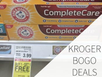 Kroger BOGO Deals - April 26