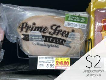 Prime Fresh Turkey Breast Just $2 At Kroger 1