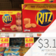 Nabisco Family Size! Crackers Only $3.12 During The Kroger Mega Sale