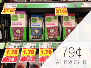 Simple Truth Dark Chocolate Only 79¢ During Kroger Mega Sale