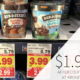 Ben & Jerry Ice Cream Pints Only $1.99 At Kroger
