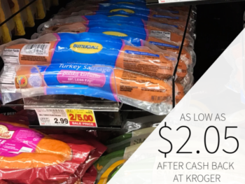 Butterball Turkey Sausage As Low As $2.05 At Kroger
