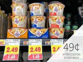 Just Crack An Egg Just 49¢ During The Kroger Mega Sale