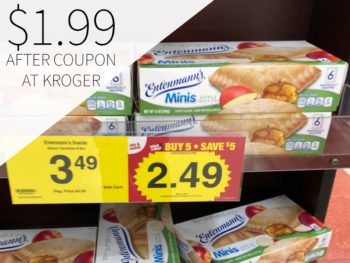 Entenmann's Snacks Just $1.99 Each During The Kroger Mega Sale