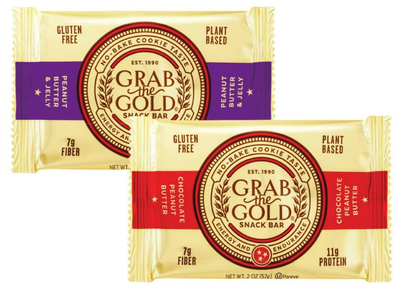 Free Grab The Gold Snack Bar For Some
