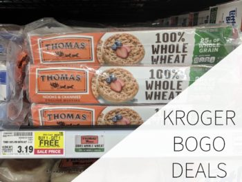 Kroger BOGO Deals - May 17