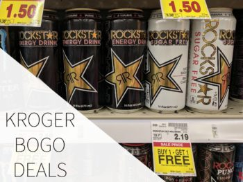 Kroger BOGO Deals - May 3