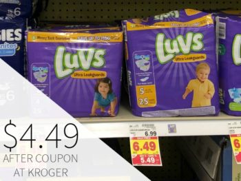 photo about Printable Luvs Coupons referred to as luvs coupon I Centre Kroger