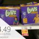 Luvs Diapers As Low As $4.49 During The Kroger Mega Sale